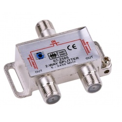 Splitter 2way 5-2450MHz