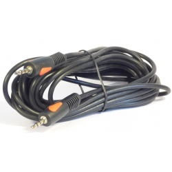 KABEL JACK 3.5 WTYK-WTYK 5.0 CABLETECH ECO-LINE