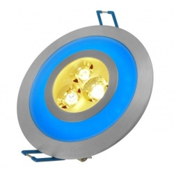 LED-103A/5W WW+BLUE
